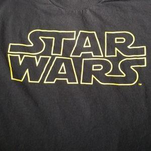 Star Wars XL T-Shirt by Mad Engine